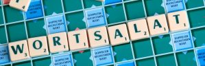 Scrabble Wortsalat